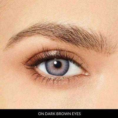 Fishtail Prescription (12 Month) Contact Lenses