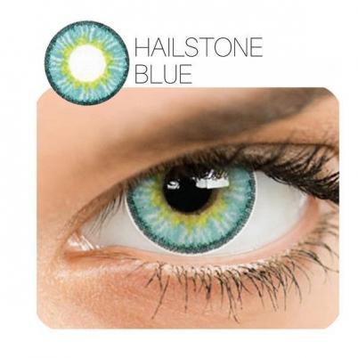 Hailstone 5 Colors (12 Month) Contact Lenses