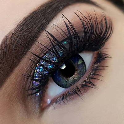 Galaxy 2 Colors (12 Month) Contact Lenses