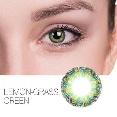 Lemon-Grass (12 Month) Contact Lenses