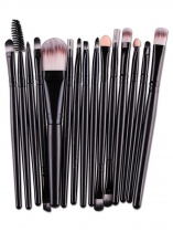 15PCS Cosmetic Makeup Eyeshadow Brushes Set