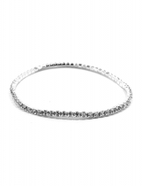 Stretchy Ankle Chain Rhinestone Crystal Anklet Foot Chain