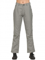 Grey Sports Solid Climbing Trousers Sweatpants