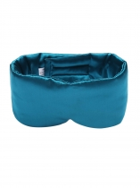 Blue Aid Relax Travel Rest Shade Eyeshade Cover Sleep Eye Mask Sleeping Eyepatch