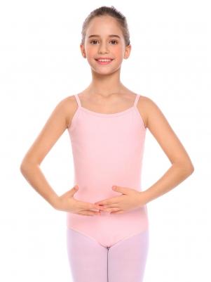 Light pink Cross Ballet Leotard Bodysuit 9def759003d2