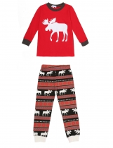 Christmas Kids Sleepwear Set & Pajamas