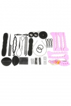 Hair Styling Clip Accessories 20 Different Types Set