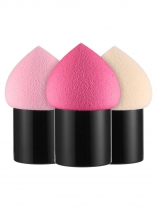Multi New Fashion Women Waterdrop-shaped Sponge Foundation Powder Facial Make Up Cosmetic Puff