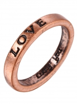 Unisex Letters Engrave Supplication Rings Jewelry Ring Gifts