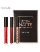 Multi-color2 3 x Maquillage Sexy Colorfast Longue Lèvres Liquid Pencil Lip Gloss